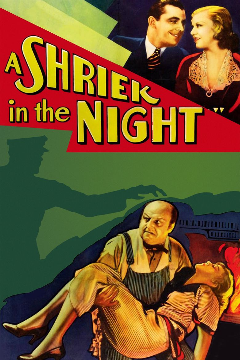 A Shriek in the Night Poster