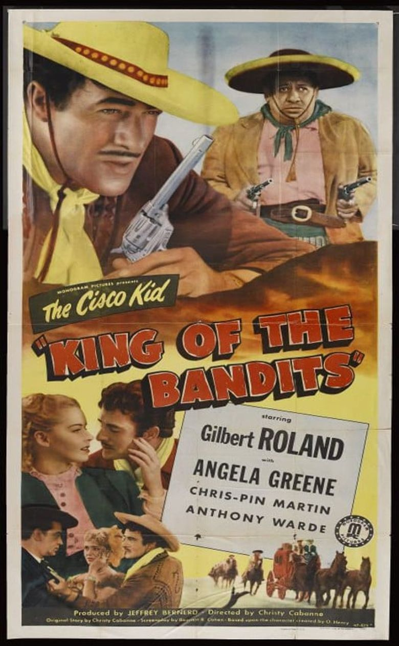 King of the Bandits Poster
