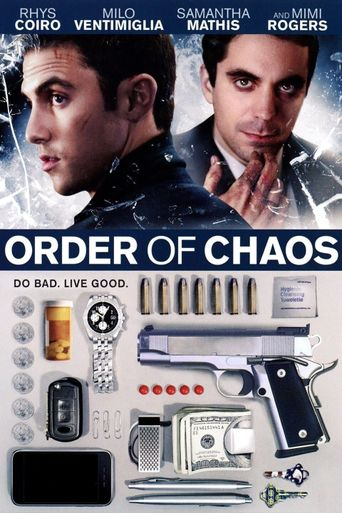 Order of Chaos Poster