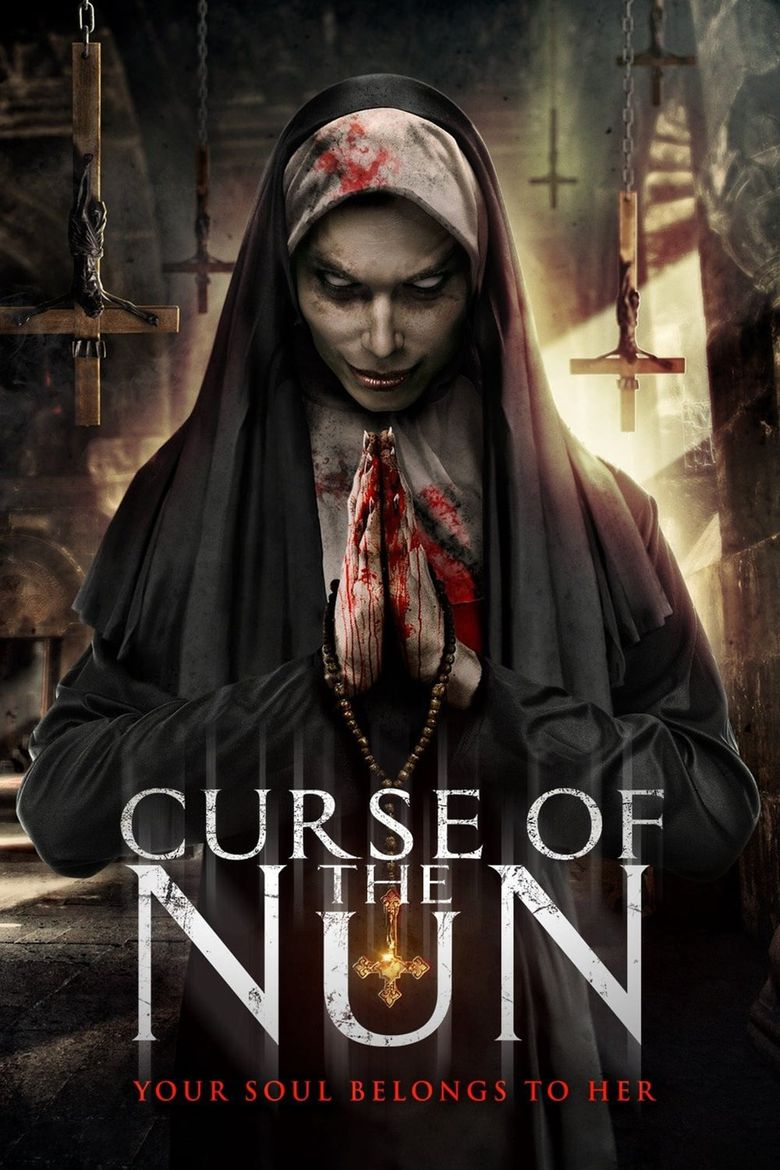Curse of the Nun Poster