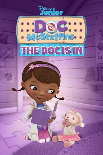 Doc McStuffins: The Doc Is In Poster