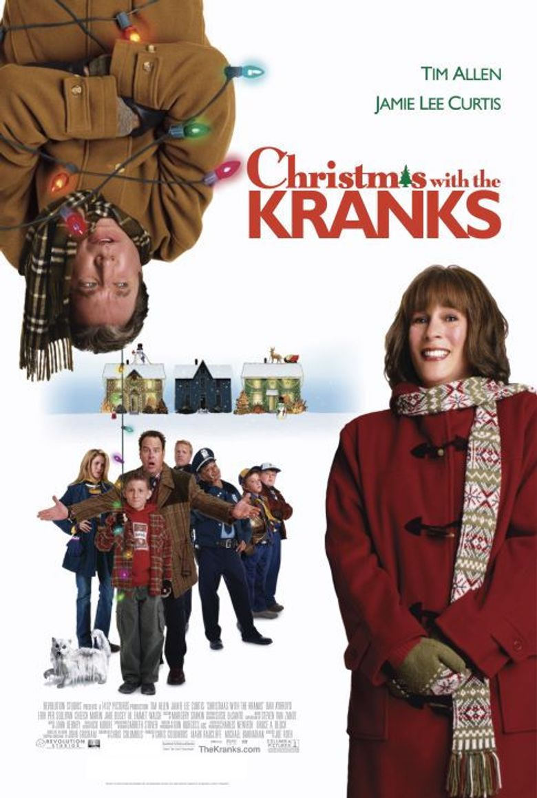 Christmas with the Kranks Poster