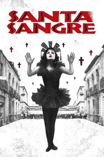 Santa Sangre Poster