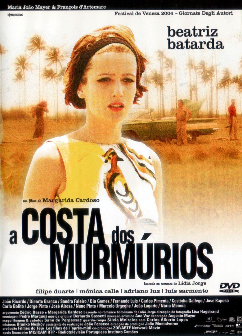 A Costa dos Murmúrios Poster