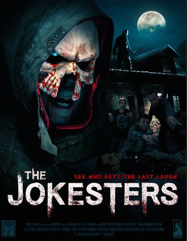 The Jokesters Poster