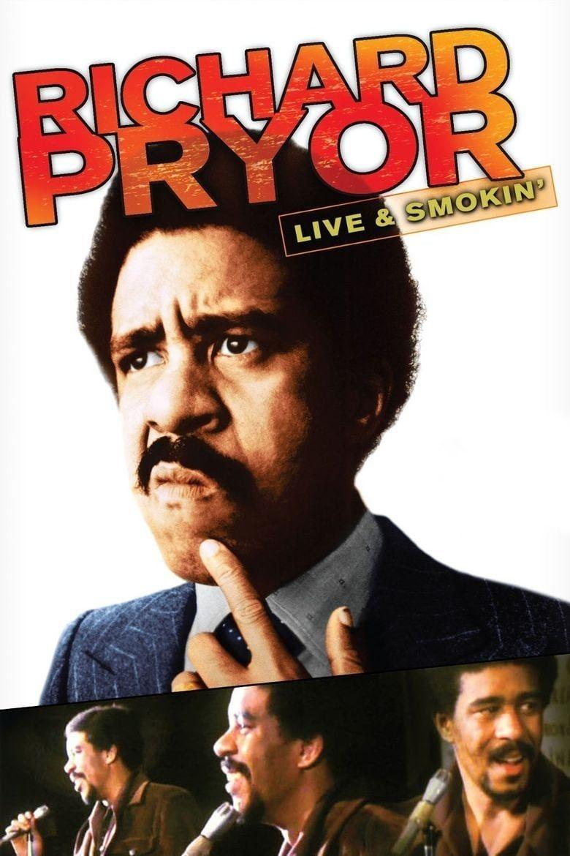 Richard Pryor: Live and Smokin' Poster
