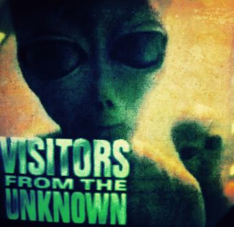 Visitors from the Unknown Poster