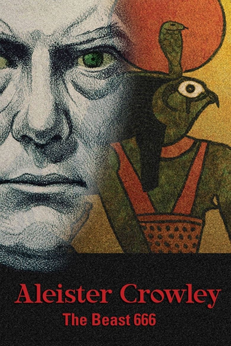 Aleister Crowley: The Beast 666 Poster