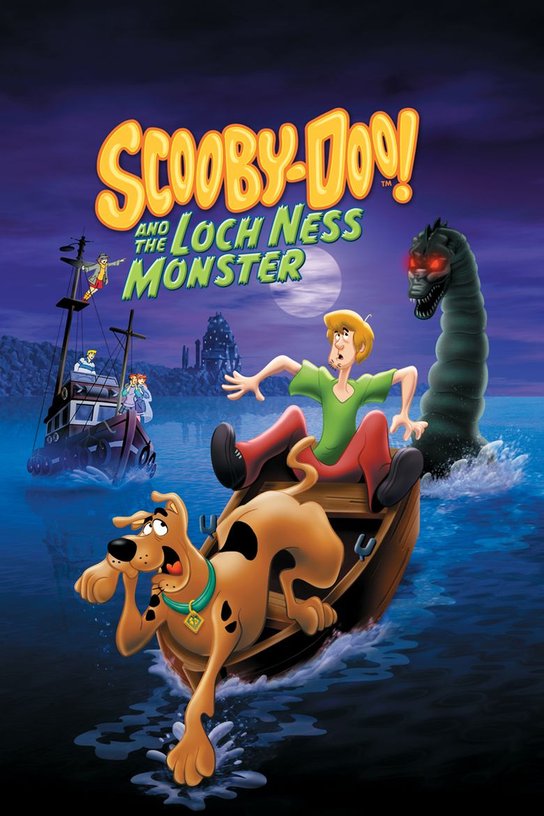Scooby-Doo! and the Loch Ness Monster Poster