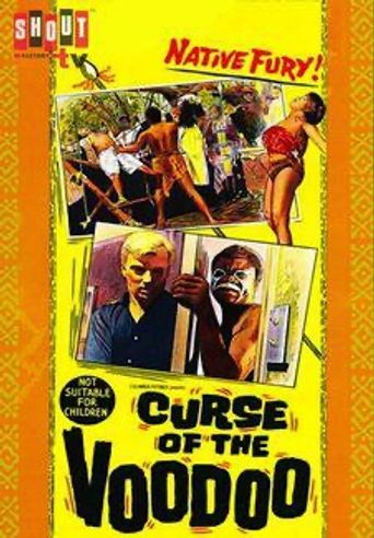 Curse of the Voodoo Poster