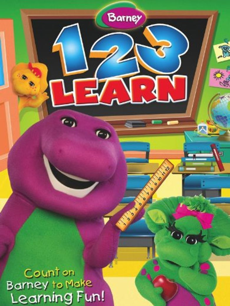 Watch Barney: 1 2 3 Learn