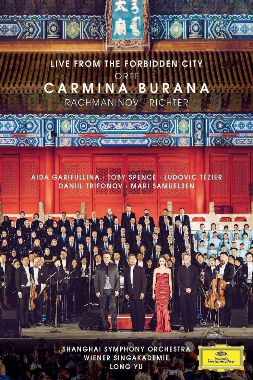 The Forbidden City Concert – Carmina Burana Poster