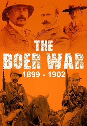 The Boer War: 1899-1902 Poster