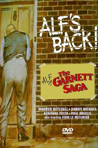 The Alf Garnett Saga Poster