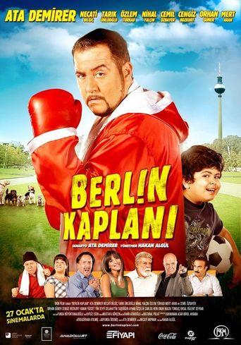 Berlin Kaplanı Poster