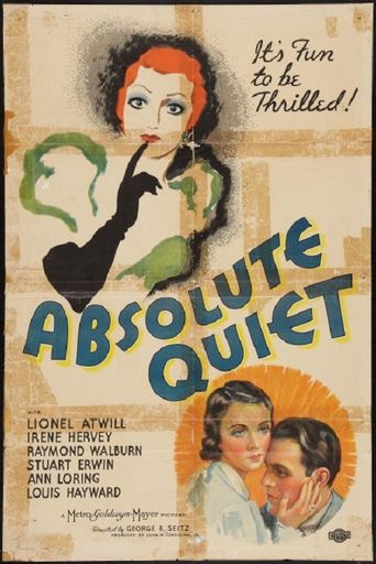Absolute Quiet Poster