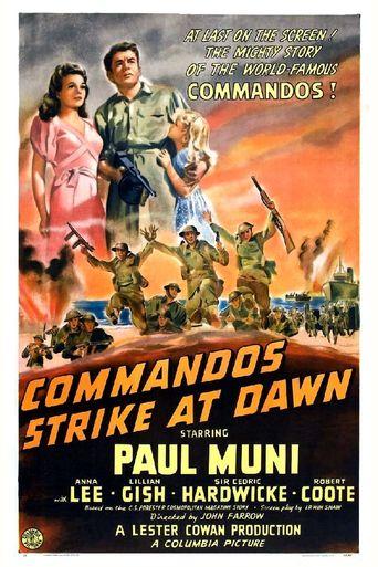 Watch Commandos Strike at Dawn
