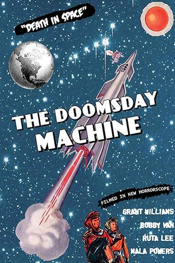Doomsday Machine Poster