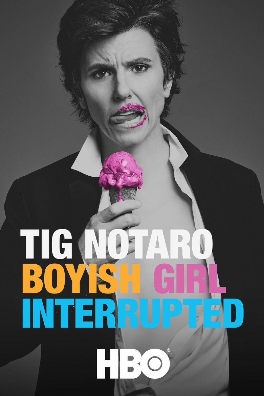 Tig Notaro: Boyish Girl Interrupted Poster