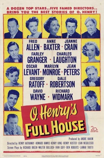 Watch O. Henry's Full House
