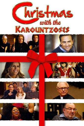 Christmas With the Karountzoses Poster