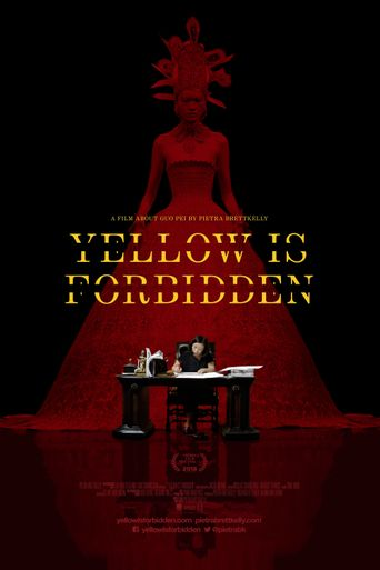 Yellow Is Forbidden Poster