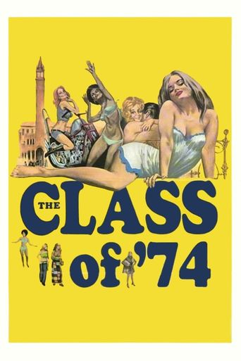 Class of '74 Poster