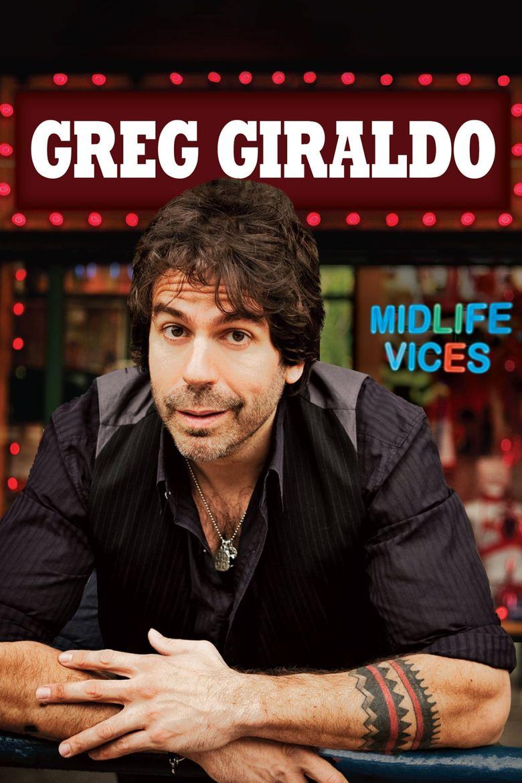 Greg Giraldo: Midlife Vices Poster