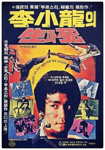 Bruce Lee: The Man and the Legend Poster