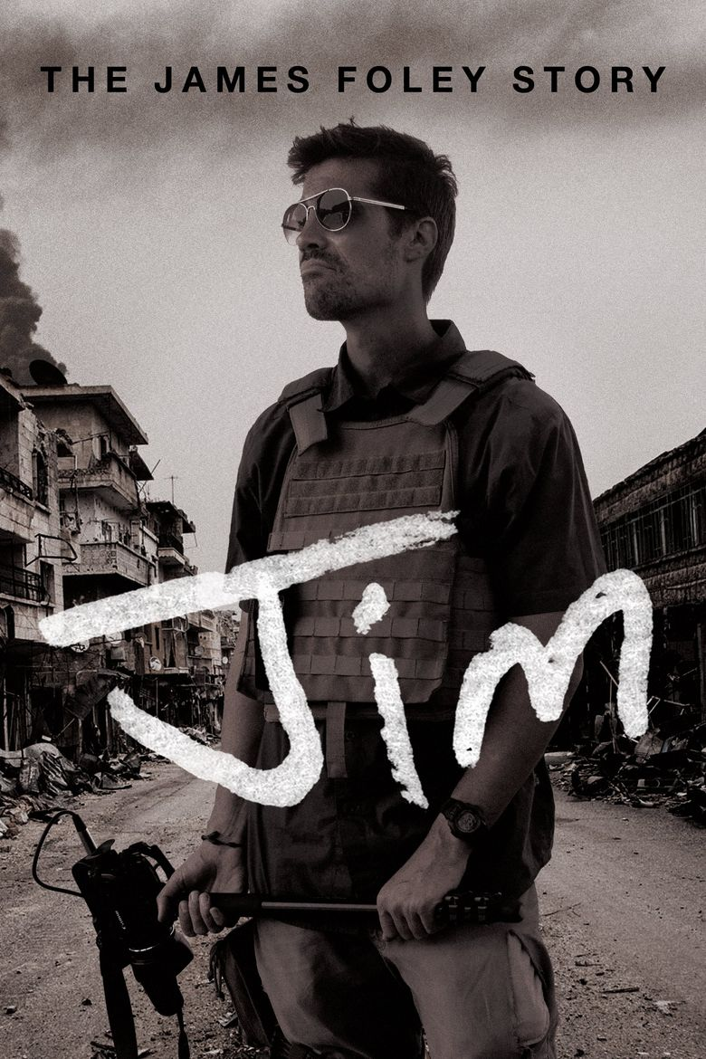 Jim: The James Foley Story Poster