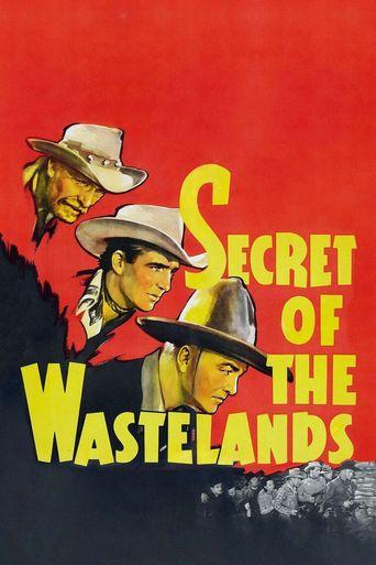 Secrets of the Wastelands Poster