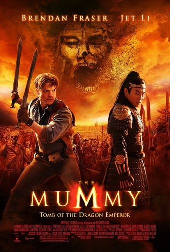 Watch The Mummy: Tomb of the Dragon Emperor