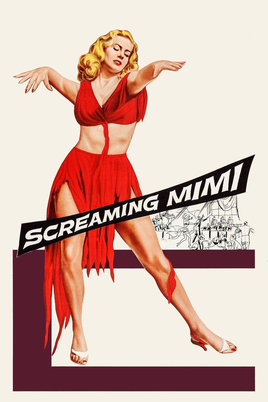 Screaming Mimi Poster