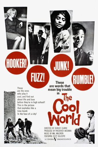 Watch The Cool World