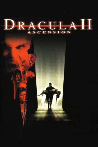 Dracula II: Ascension Poster