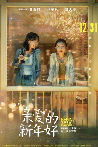 Begin,Again Poster