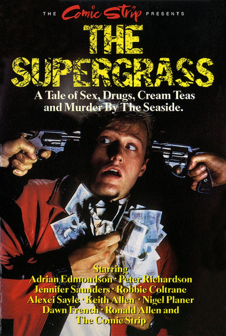 The Supergrass Poster