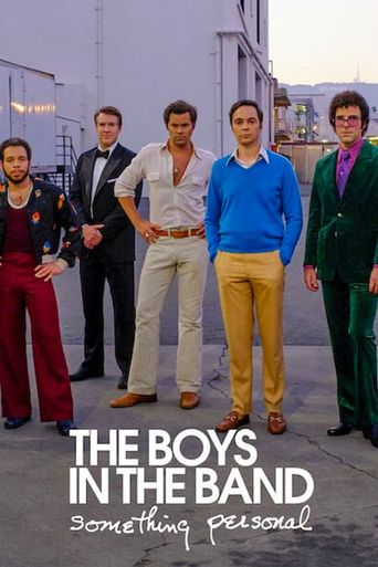 The Boys in the Band: Something Personal Poster