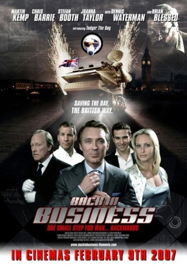Back in Business Poster