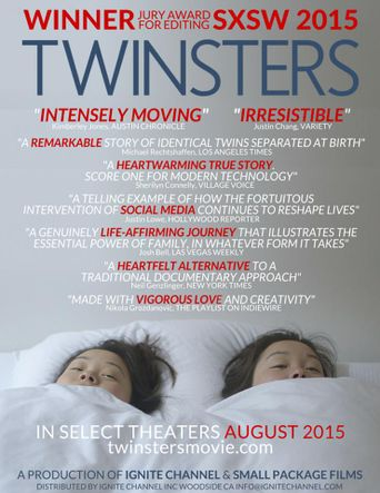 Watch Twinsters