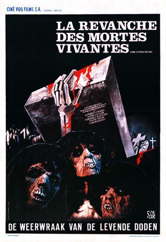 The Revenge of the Living Dead Girls Poster