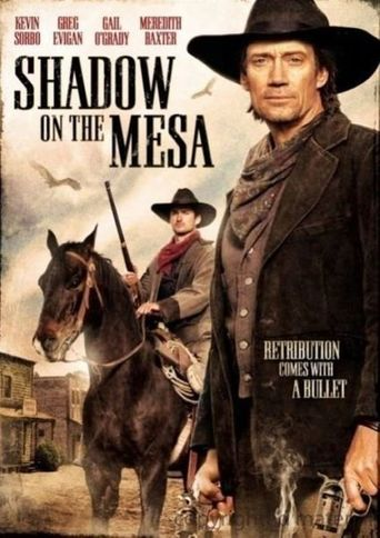 Shadow on the Mesa Poster