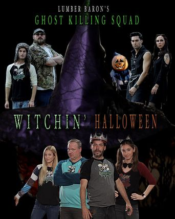 Ghost Killing Squad: Witchin' Halloween Poster
