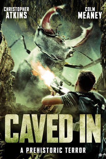 Caved In: Prehistoric Terror Poster