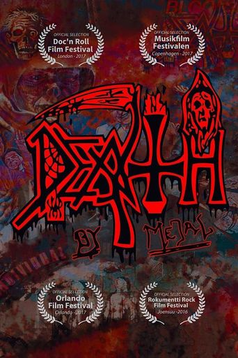 DEATH by MetaL Poster