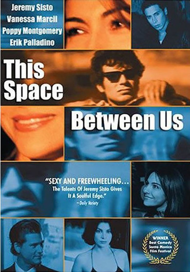 This Space Between Us Poster