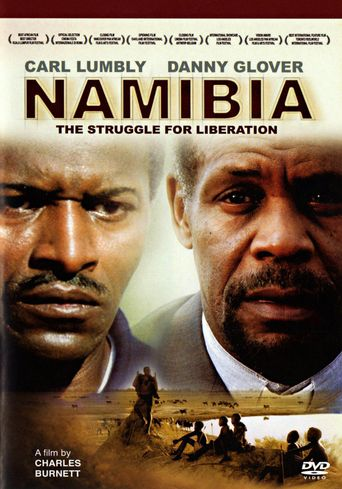 Namibia: The Struggle for Liberation Poster