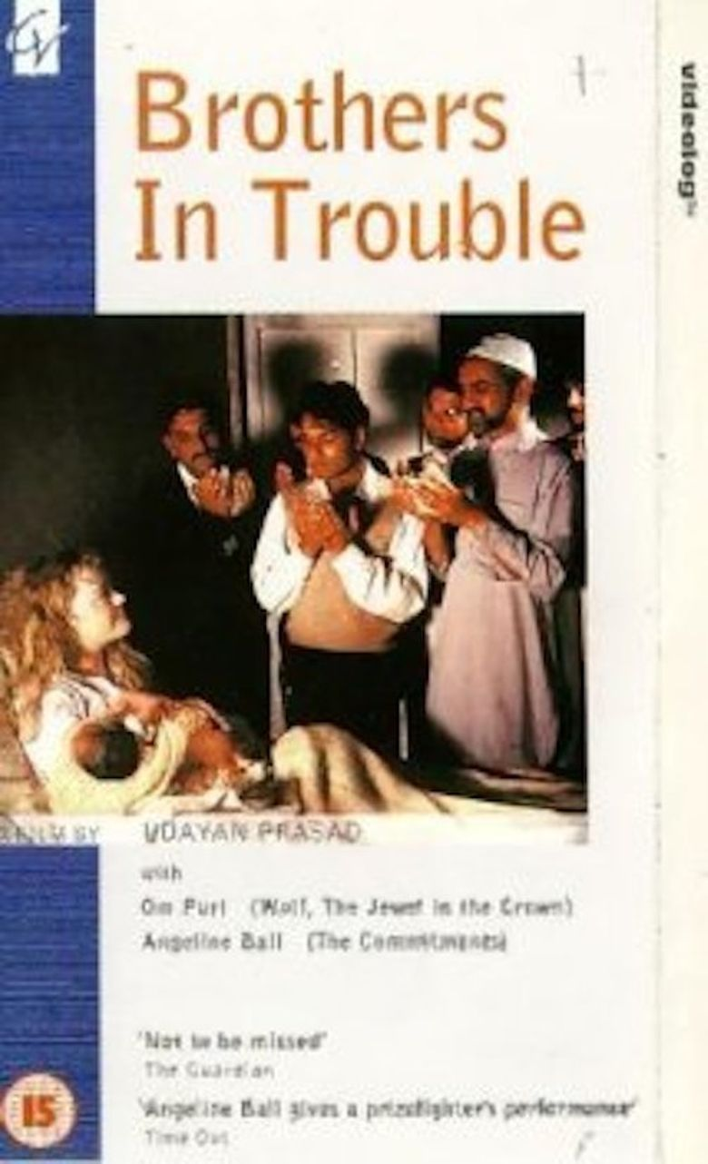 Brothers in Trouble Poster
