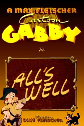All's Well Poster