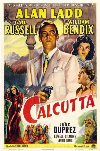 Calcutta Poster